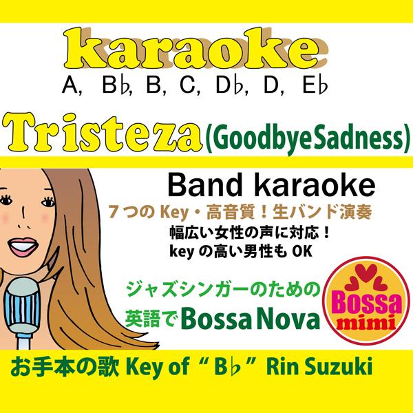 Goodby Sadness(Tristeza)7key karaoke Rin Suzuki