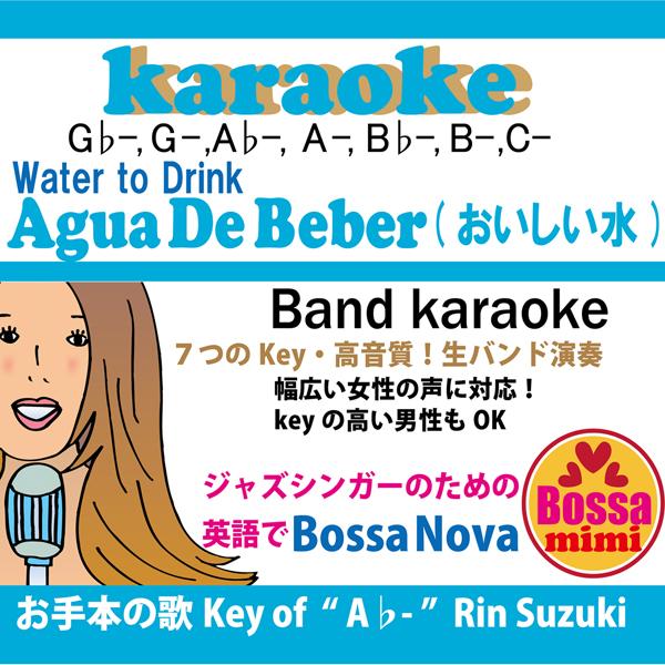 Water to drink(Aqua de beber)7key karaoke Rin Suzuki